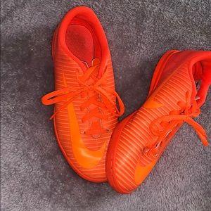 Nike indoors!